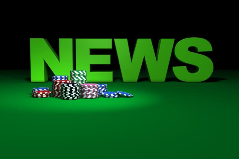 8414023-casino-chips-and-news-sign